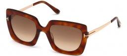 0ff22dcd58 Gafas de Sol - Tom Ford - JASMINE-02 FT0610 - 53F BLONDE HAVANA /