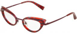 Frames - Alain Mikli - A02029 PAVEE - 005 RED PURPLE DAMIER PURPLE