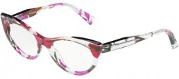 Frames - Alain Mikli - A03087 - 005 BLACK CRYSTAL VIOLET WAVES