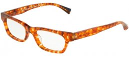 Frames - Alain Mikli - A03091 JUL - 004 LIGHT TORTOISE DAMIER