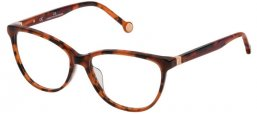 Frames - Carolina Herrera - VHE770 - 01FG  SHINY LIGHT HAVANA