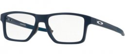 Frames - Oakley Prescription Eyewear - OX8143 CHAMFER SQUARED - 8143-04 UNIVERSE BLUE