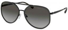 f1ea06a669 Gafas de Sol - Michael Kors - MK1039B MIAMI - 106111 MATTE BLACK // LIGHT