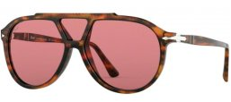 Sunglasses - Persol - PO3217S - 108/4R CAFFE // VIOLET PHOTOCROMIC