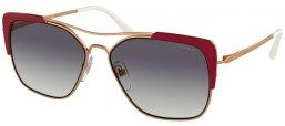 0c478ef329 Gafas de Sol - Prada - SPR 54VS - 400409 ROSE GOLD BORDEAUX // CLEAR