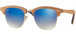 Ray-Ban® RB3016M CLUBMASTER WOOD