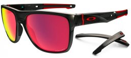 Gafas de Sol - Oakley - OO9360 CROSSRANGE XL - 936005 BLACK INK // PRIZM ROAD