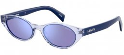 Sunglasses - Levi's - LV 1003/S - 789 (35) LILAC // LILAC MULTILAYER BLUE