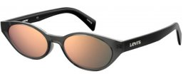 Sunglasses - Levi's - LV 1003/S - KB7 (0J) GREY // GREY ROSE GOLD MULTILAYER
