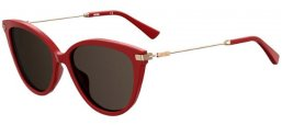 Sunglasses - Moschino - MOS069/S - C9A (IR) RED // GREY