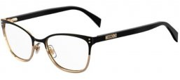 Frames - Moschino - MOS511 - 2M2 BLACK GOLD