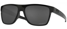 045dd96c60 Sunglasses - Oakley - CROSSRANGE XL OO9360 - 9360-23 POLISHED BLACK // PRIZM