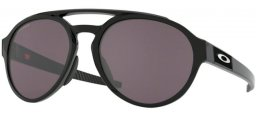 Gafas de Sol - Oakley - FORAGER OO9421 - 9421-01 POLISHED BLACK // PRIZM GREY