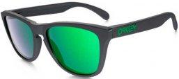 Gafas de Sol Oakley FROGSKINS OO9013 24297 MATTE BLACK    BLACK ... 56e946d5ead