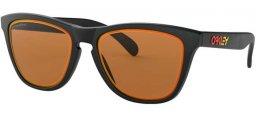 Gafas de Sol Oakley FROGSKINS OO9013 24297 MATTE BLACK    BLACK ... bd7341a1c1