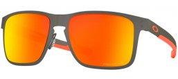 827ad95616 Gafas de Sol - Oakley - HOLBROOK METAL OO4123 - 4123-22 MATTE GUNMETAL /