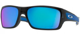 Lunettes Junior - Oakley Junior - TURBINE XS OJ9003 - 9003-16 BLACK INK // PRIZM SAPPHIRE