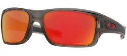 Frames Junior - Oakley Junior - TURBINE XS OJ9003 - 9003-17 GREY SMOKE // PRIZM RUBY