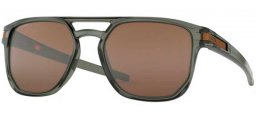 Sunglasses - Oakley - LATCH BETA OO9436 - 9436-03 OLIVE INK // PRIZM TUNGSTEN