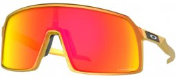Sunglasses - Oakley - SUTRO OO9406 - 9406-48 TLD RED GOLD SHIFT // PRIZM RUBY