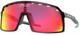 Sunglasses - Oakley - SUTRO OO9406 - 9406-49 POLISHED BLACK // PRIZM ROAD