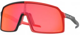 Sunglasses - Oakley - SUTRO OO9406 - 9406-51 MATTE BLACK REDLINE // PRIZM TRAIL TORCH