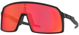 Sunglasses - Oakley - SUTRO OO9406 - 9406-11 MATTE BLACK // PRIZM TRAIL TORCH