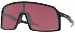 Sunglasses - Oakley - SUTRO OO9406 - 9406-20 POLISHED BLACK // PRIZM SNOW BLACK IRIDIUM