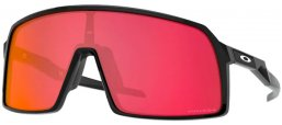 Sunglasses - Oakley - SUTRO OO9406 - 9406-23 POLISHED BLACK // PRIZM SNOW TORCH IRIDIUM