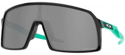 Sunglasses - Oakley - SUTRO OO9406 - 9406-32 POLISHED BLACK // PRIZM BLACK