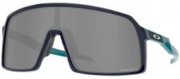 Sunglasses - Oakley - SUTRO OO9406 - 9406-33 NAVY // PRIZM BLACK