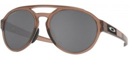 Gafas de Sol - Oakley - FORAGER OO9421 - 9421-09 MATTE BROWN SMOKE // PRIZM BLACK POLARIZED