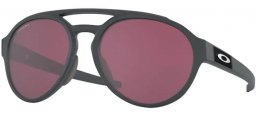 Sunglasses - Oakley - FORAGER OO9421 - 9421-12 MATTE CARBON // PRIZM ROAD BLACK
