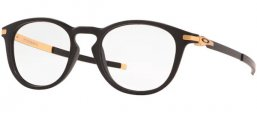 Frames - Oakley Prescription Eyewear - OX8105 PITCHMAN R - 8105-19 SATIN BLACK