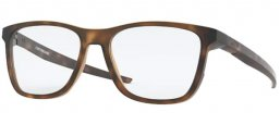 Frames - Oakley Prescription Eyewear - OX8163 CENTERBOARD - 8163-02 SATIN BROWN TORTOISE