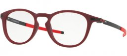Frames - Oakley Prescription Eyewear - OX8105 PITCHMAN R - 8105-16 SATIN BRICK RED