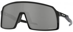 Sunglasses - Oakley - SUTRO OO9406 - 9406-01 POLISHED BLACK // PRIZM BLACK