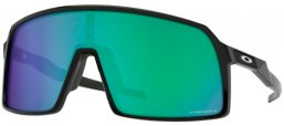 Sunglasses - Oakley - SUTRO OO9406 - 9406-03 BLACK INK // PRIZM JADE
