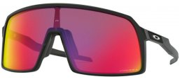 Sunglasses - Oakley - SUTRO OO9406 - 9406-08 MATTE BLACK // PRIZM ROAD