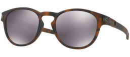 Gafas de Sol - Oakley - OO9265 LATCH - 926522 MATTE BROWN TORTOISE // PRIZM BLACK