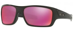 Lunettes Junior - Oakley Junior - TURBINE XS OJ9003 - 9003-10 POLISHED BLACK // PRIZM FIELD