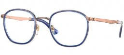 Frames - Persol - PO2469V - 1095 BROWN BLUE