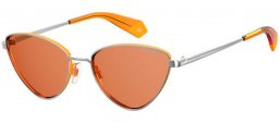 Sunglasses - Polaroid - PLD 6071/S/X - KU2 (HE) PALLADIUM YELLOW // COPPER POLARIZED