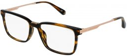 Frames - Police - SPLA30N LEWIS HAMILTON - 09N3  SHINY STRIPED BROWN // CLEAR ANTIREFLECTION