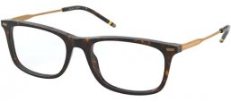 Frames - POLO Ralph Lauren - PH2220 - 5003 DARK HAVANA
