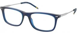 Frames - POLO Ralph Lauren - PH2220 - 5276 BLUE TRANSPARENT