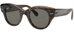 Ray-Ban® RB2192 ROUNDABOUT
