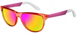 Sunglasses - Carrera - CARRERA 5015/S - 8RA (E2) ORANGE ROSE // PINK VIOLET GOLD MIRROR