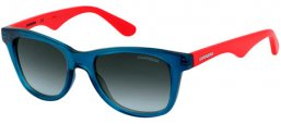 Gafas Junior - Carrera Junior - CARRERINO 10 - DDY (JJ) BLUE CORAL // GREY GRADIENT