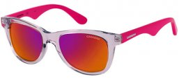Gafas Junior - Carrera Junior - CARRERINO 10 - DDU (VQ) CRYSTAL FUCHSIA // MULTILAYER PINK